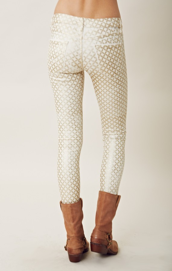 Mother LOOKER SKINNY JEANS