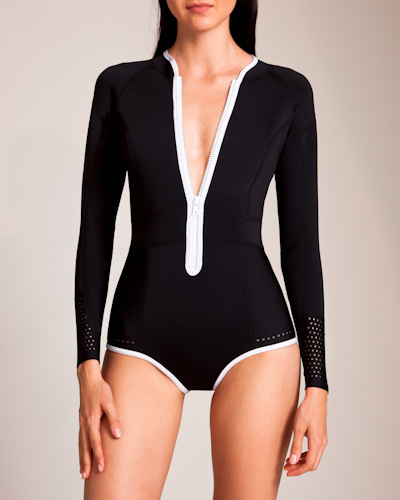 La Kasbah Long Sleeve Swimsuit