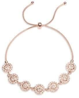 Givenchy Crystal Halo Slider Bracelet