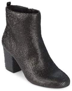 Edith Leather Booties