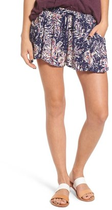 Roxy Electric Mile Shorts $34.50 thestylecure.com