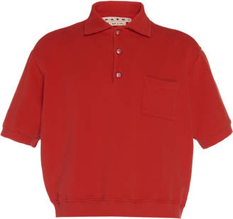 Marni Front Pocket Polo Shirt