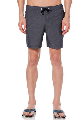 Original Penguin HEATHERED VOLLEY SWIM TRUNK