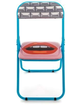 Seletti Folding Chair Mouth