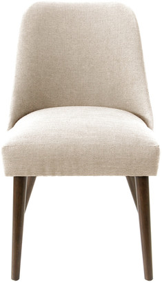 Co Cloth + Rounded Back Dining Chair