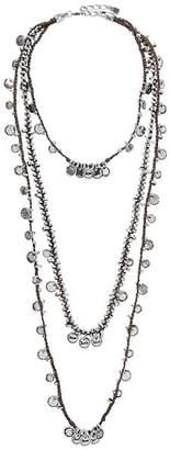 """Uno de 50 Sealed Necklace, 20"""""""