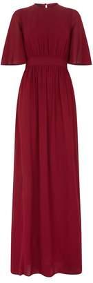 Giambattista Valli Overlay Crepe Gown