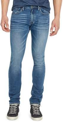Buffalo David Bitton Buttoned Jeans