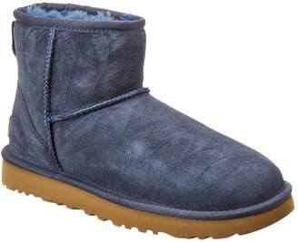 UGG Classic Mini Ii Water Resistant Suede Boot