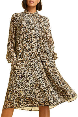 Marina Rinaldi Danae Leopard Dress, Plus Size
