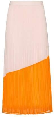 HUGO Womens Relissy Skirt - Orange