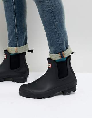 7aadd2a0721 Hunter Boots For Men - ShopStyle UK