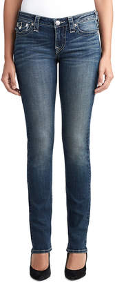 True Religion WOMENS SLIM STRAIGHT FIT JEAN