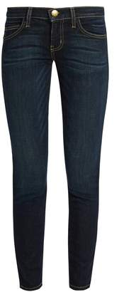 CURRENT/ELLIOTT The Stiletto mid-rise skinny jeans $197 thestylecure.com