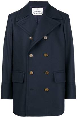 Vivienne Westwood double-breasted military coat