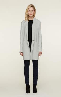 Soia & Kyo BENELA straight fit mid length coatigan