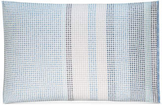 Hotel Collection Closeout! Cotton Engineered Dots Standard Sham, Created for Macy's Bedding