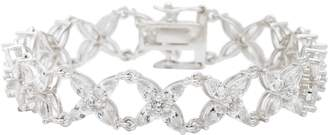 Nina Floral Marquis Cubic Zirconia Link Bracelet