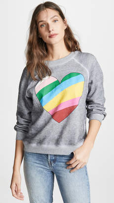 Wildfox Couture In Love Sommers Sweatshirt