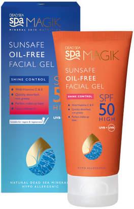 Sea Magik Sunsafe SPF50 Oil-Free Facial Gel 50ml