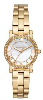 Michael Kors Petite Norie Stainless Steel Bracelet Watch