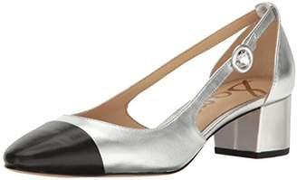 Sam Edelman Women's Leah Cutout Block Heel - 8.5 B(M) US