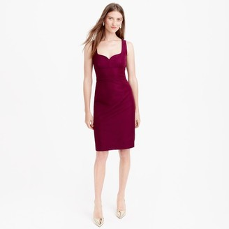 Mae dress in classic faille $200 thestylecure.com