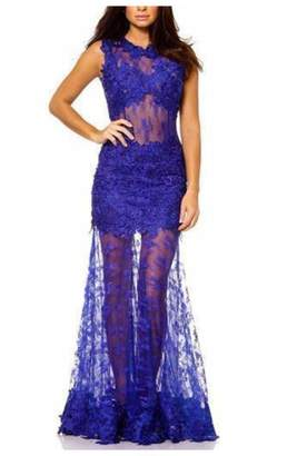 Issue New York Royal Lace Gown