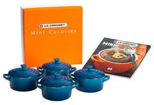 Le Creuset Mini Cocottes Set of 4