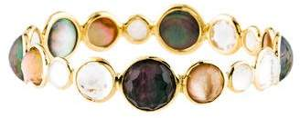 Ippolita 18K Mother Of Pearl & Quartz Bracelet