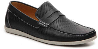 Mercanti Fiorentini Perforated Penny Loafer - Men's