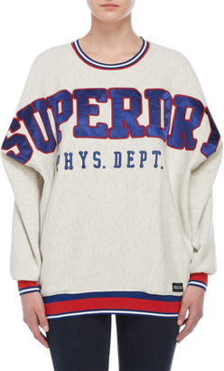 Superdry Game Day Fleece Sweatshirt