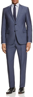 Armani Collezioni Solid Regular Fit Suit $1,695 thestylecure.com