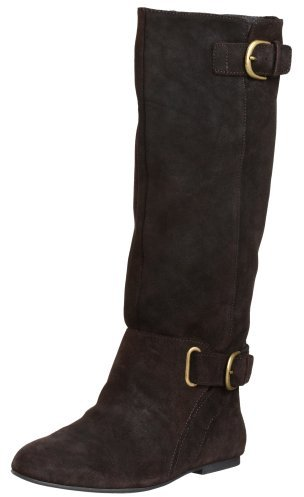 STEVEN By Steve Madden Women's Bayley Tall Shafted Flat Boot
