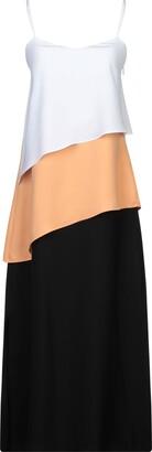 Armani Exchange Long dresses - Item 34935445IO