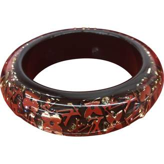 Louis Vuitton Inclusion Brown Plastic Bracelets