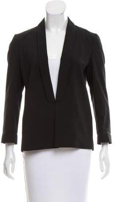 Brunello Cucinelli Shawl-Lapel Wool Blazer