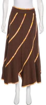 Marc Jacobs Corduroy Midi Skirt