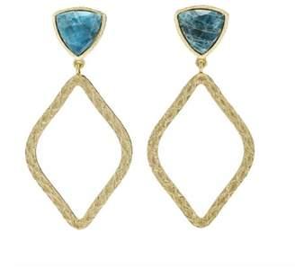 Marcia Moran Allegro Opal Earrings