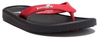 Sanuk Sidewalker Flip Flop