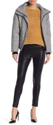 Romeo & Juliet Couture Faux Leather Leggings