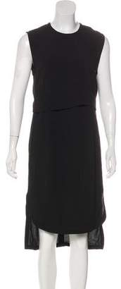Helmut Lang Crepe Midi Dress w/ Tags