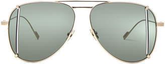 Saint Laurent Cut Sunglasses