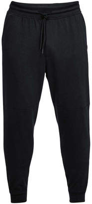 huge selection of a101b aec99 Under Armour Mens Terry Jogger Pants Black M