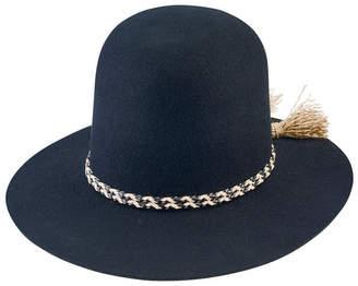 San Diego Hat Company Open Crown Derby Wide Brim Hat