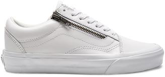 Vans Old Skool Zip DX Sneaker $85 thestylecure.com