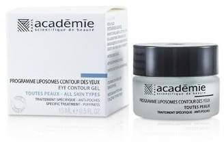 Academie NEW Hypo-Sensible Eye Contour Gel (Puffiness) 15ml Womens Skin Care
