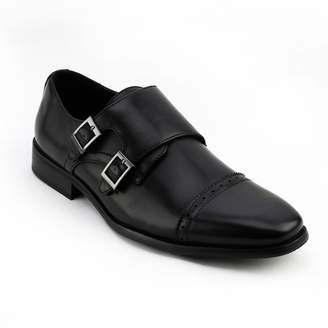 X-Ray Xray XRay Kimble Men's Monk-Strap Dress Shoes