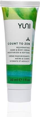 Yuni Beauty Count to Zen Rejuvenating Hand & Body Creme