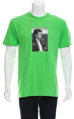 Supreme 2017 Michael Jackson T-Shirt
